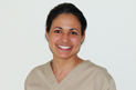 Nora assistante dentaire qualifiée du Dr Ehrgott